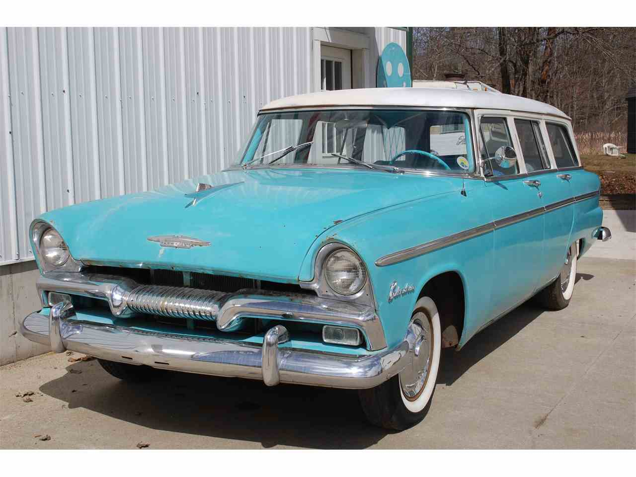 1956 plymouth suburban for sale cc 975022. Black Bedroom Furniture Sets. Home Design Ideas