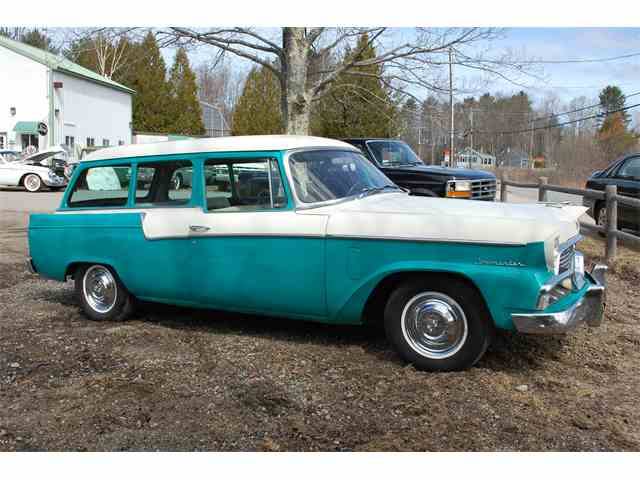 1957 Studebaker Commander Parkview | 975024