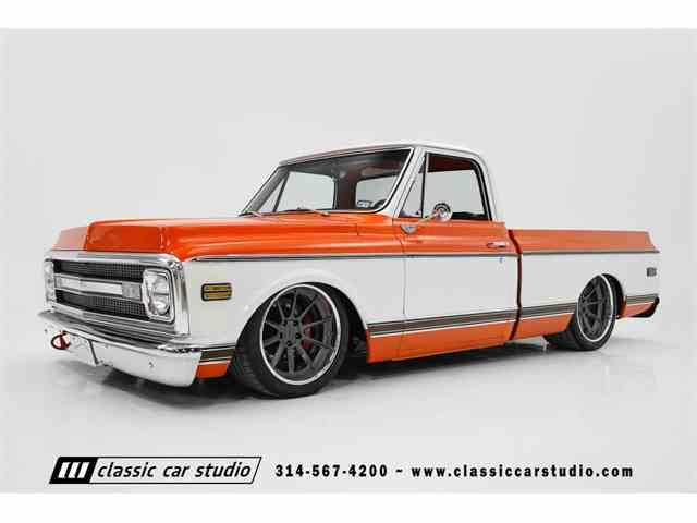 1970 Chevrolet C/K 10 | 975026