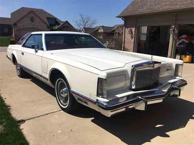 1977 Lincoln Mark V | 975039