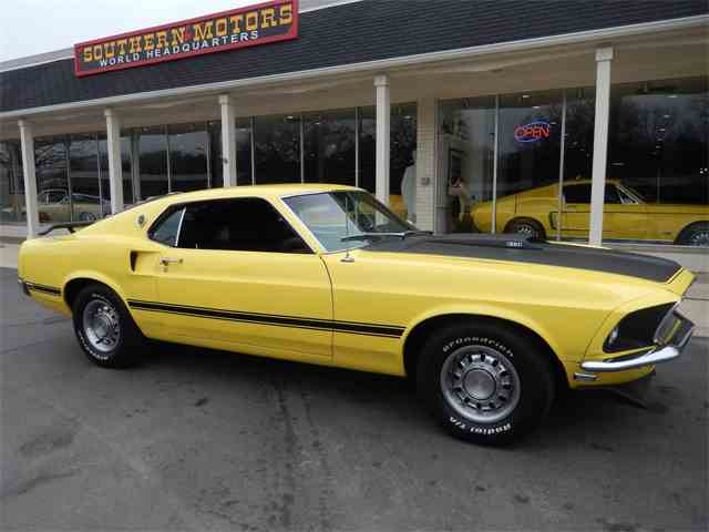 1969 Ford Mustang | 970504