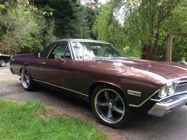 1968 Chevrolet El Camino | 975048