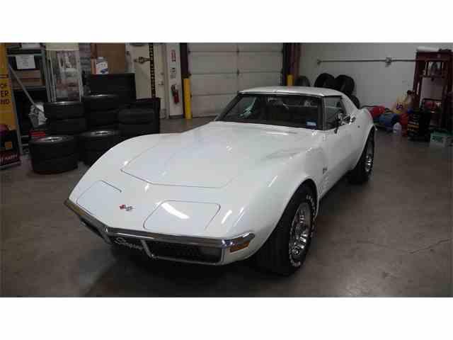 1971 Chevrolet Corvette | 970506