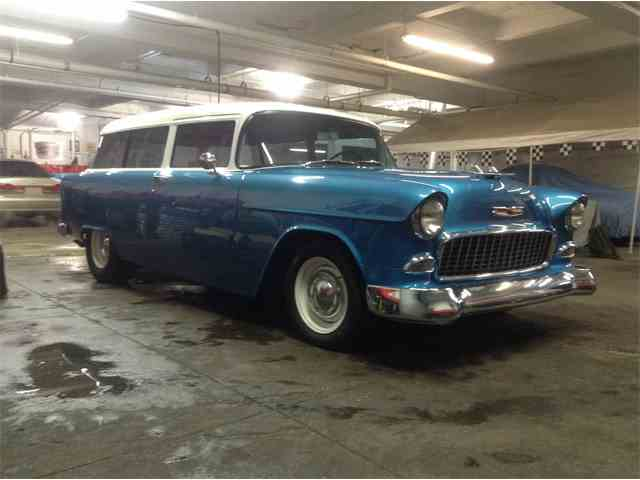 1955 Chevrolet Sedan Delivery | 975067