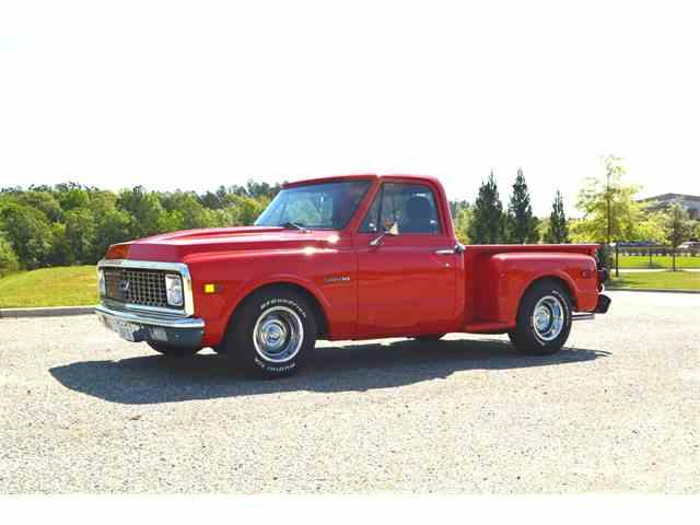 1971 Chevrolet C/K 10 | 975070
