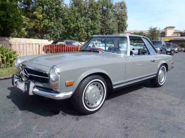 1969 Mercedes-Benz 280SL | 975072