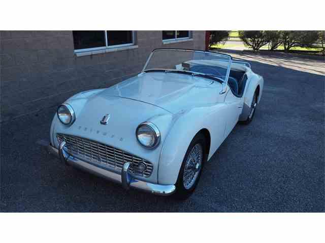 1962 Triumph TR3A | 970508