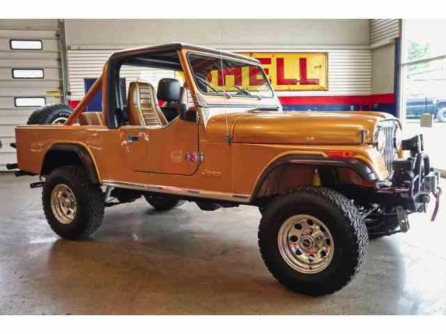 1984 Jeep CJ8 Scrambler | 975081