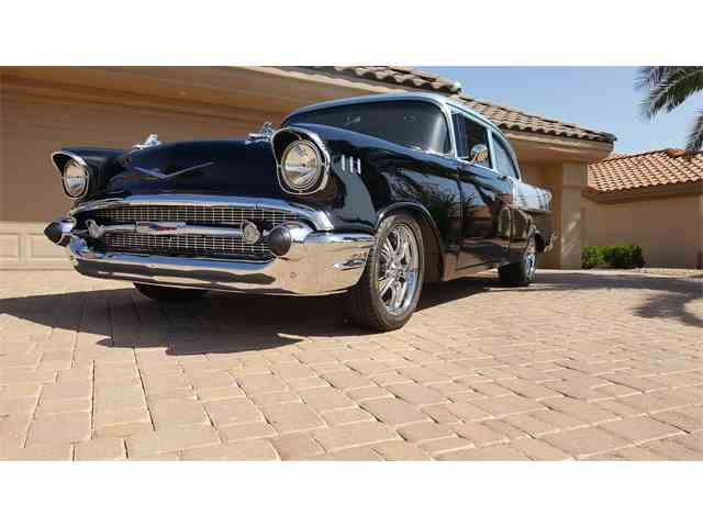 1957 Chevrolet 2-Dr Post | 975088