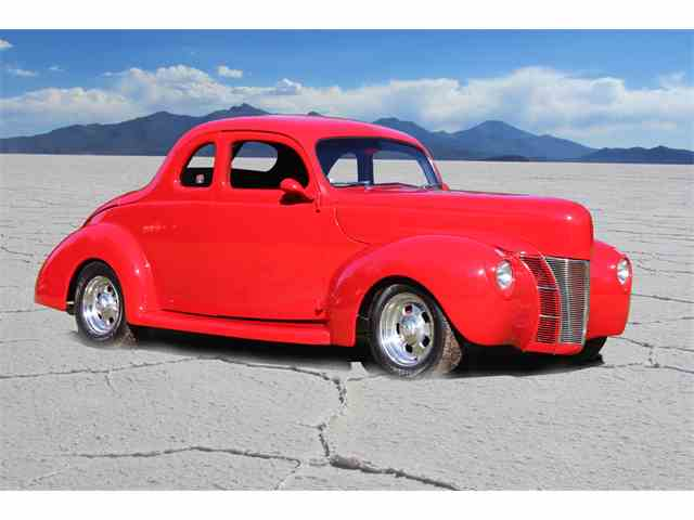 1940 Ford DLX Coupe | 975092