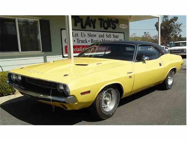 1970 Dodge Challenger R/T | 975094