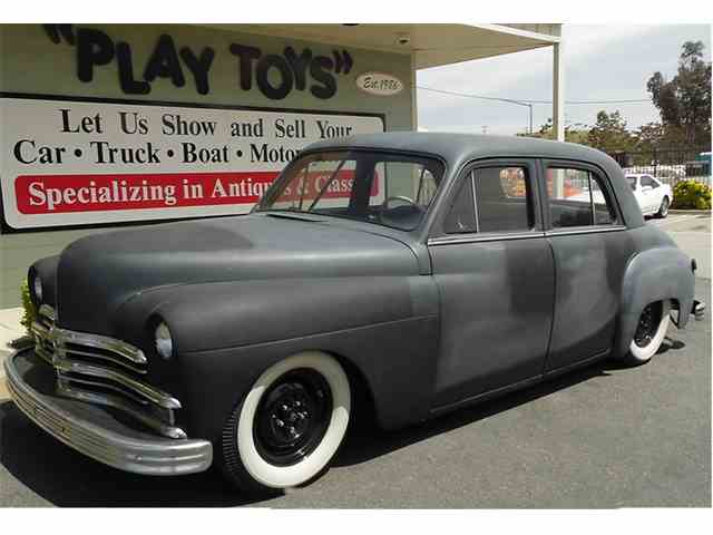 1949 Plymouth  P18  | 975107