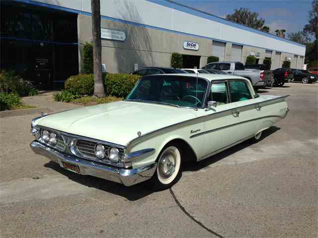 1960 Edsel 4-Dr Sedan | 975114