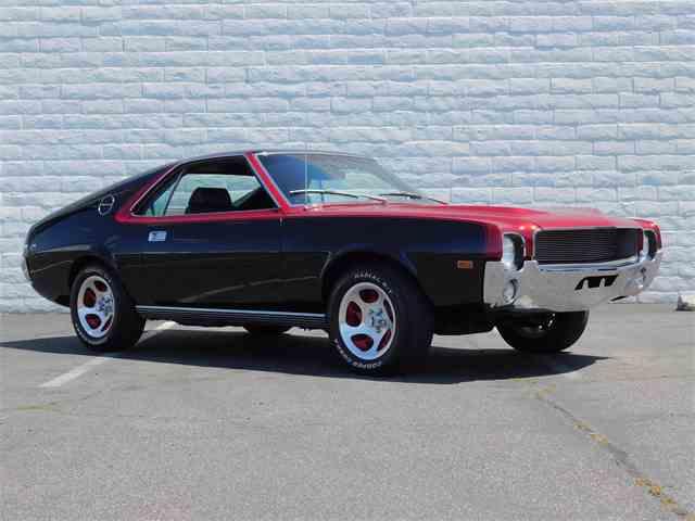 1969 AMC AMX | 975117