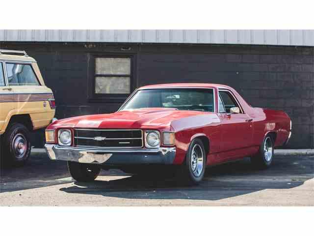 1972 Chevrolet El Camino | 975127
