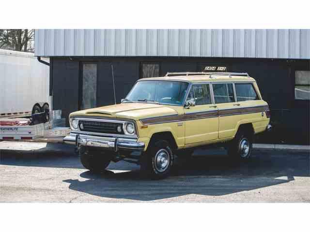 1976 Jeep Wagoneer | 975128