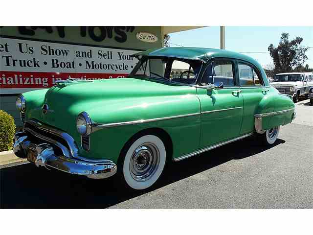 1950 Oldsmobile Rocket 88 | 970513