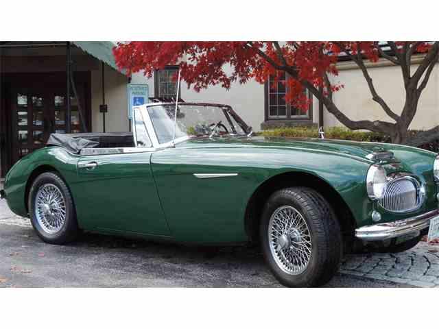 1964 Austin-Healey 3000 | 975149