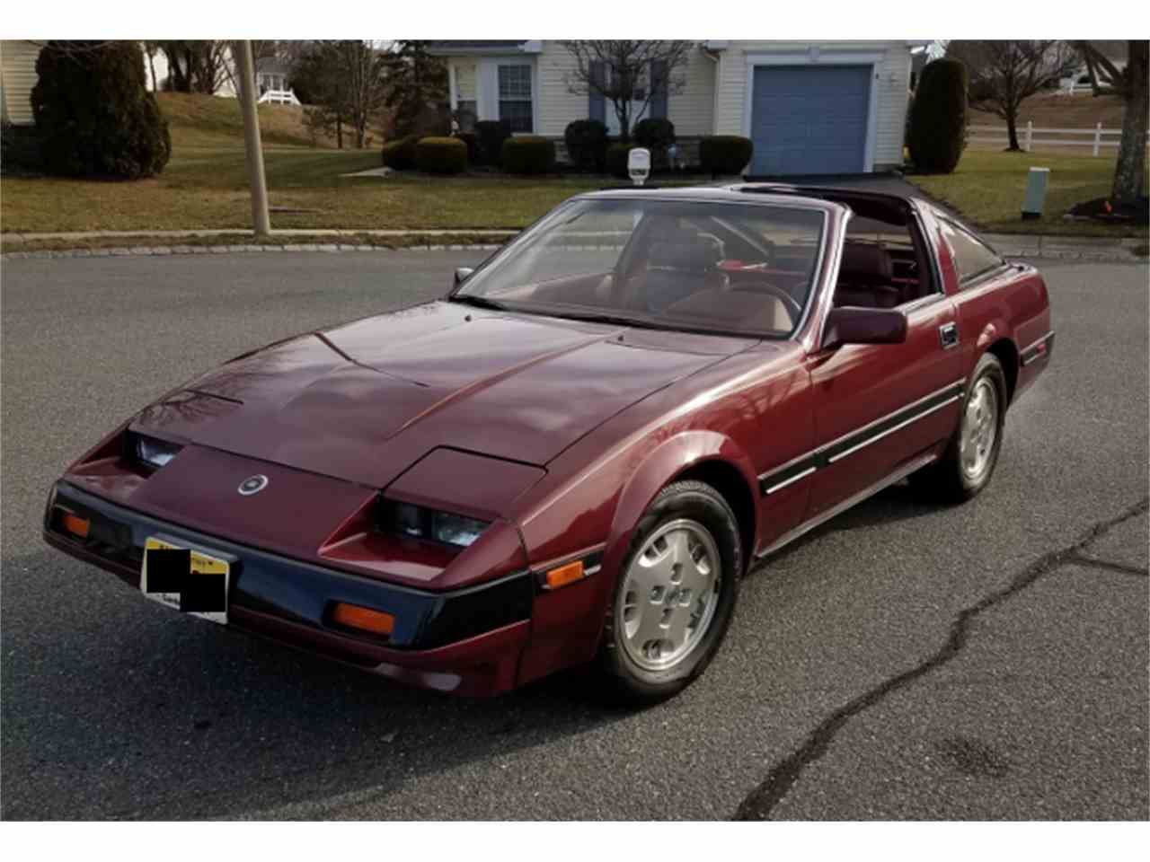 1985 nissan 300zx for sale cc 970516. Black Bedroom Furniture Sets. Home Design Ideas