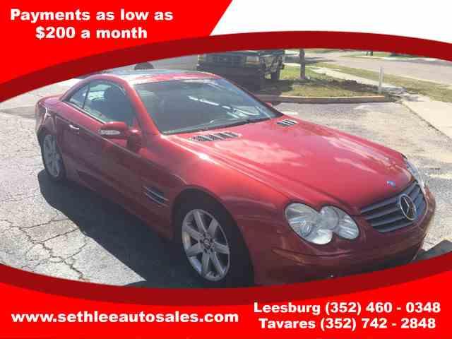 2003 Mercedes-Benz SL500 | 975175