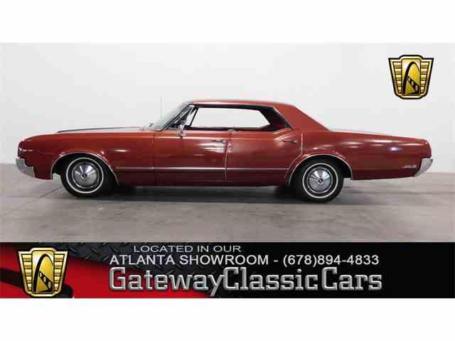 1966 Oldsmobile Jetstar 88 | 975177
