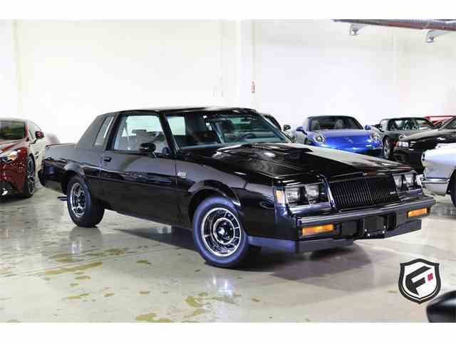 1987 Buick Grand National | 975185