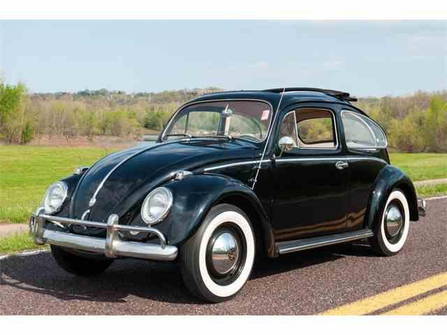 1958 Volkswagen Beetle CA Top | 975187