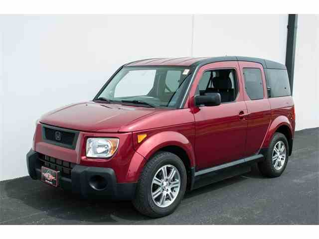 2006 Honda Element Handicap Accessible | 975189