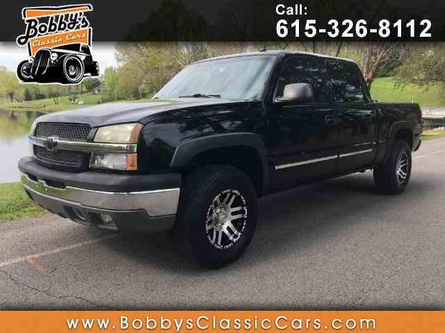 2004 Chevrolet Silverado | 975192