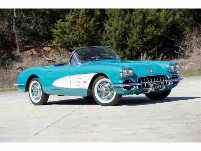 1960 Chevrolet Corvette | 970052