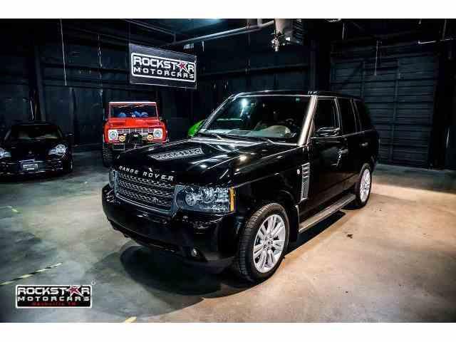 2011 Land Rover Range Rover | 975201