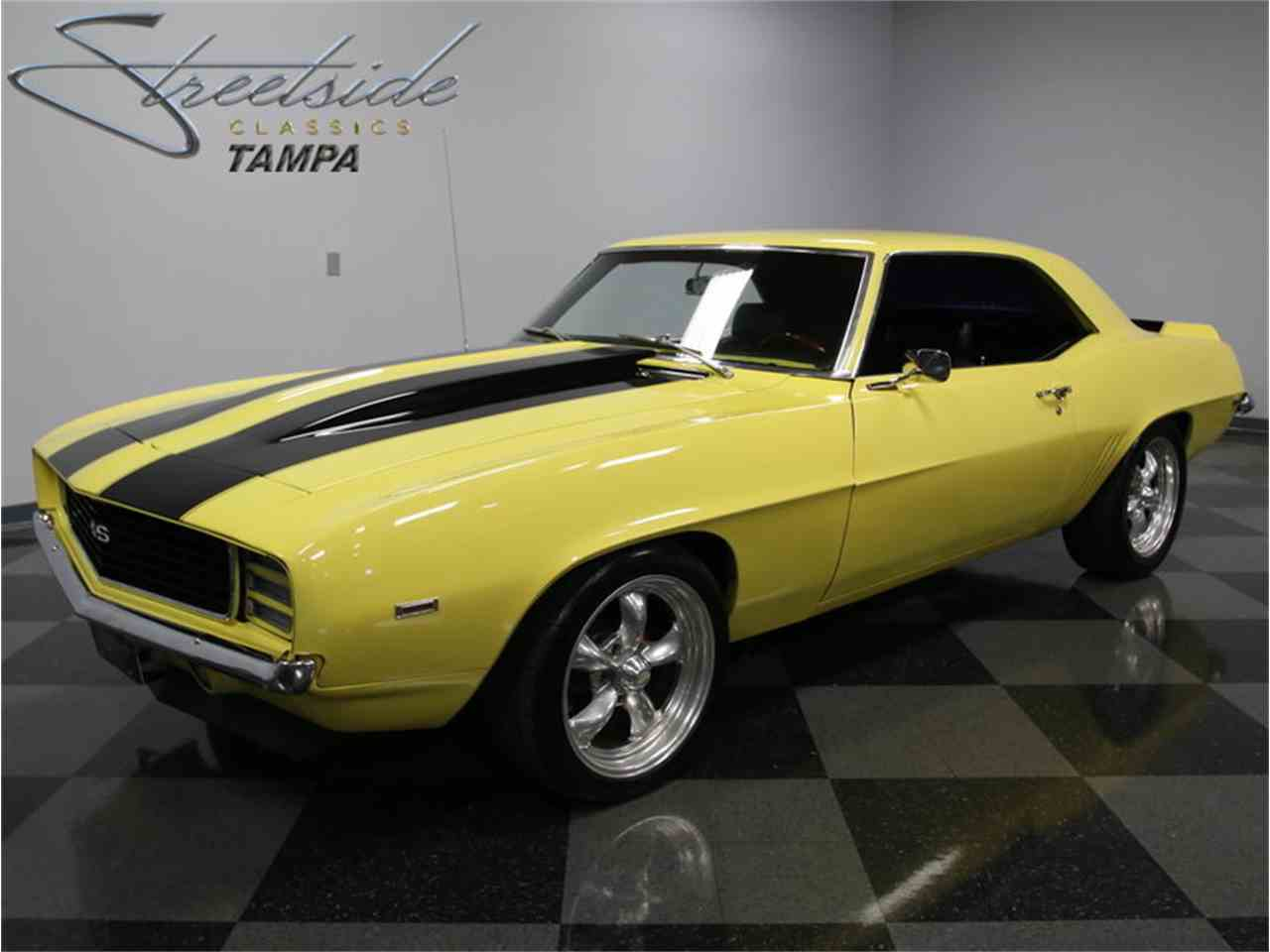 1969 chevrolet camaro rs ss ls1 restomod for sale cc 975204. Black Bedroom Furniture Sets. Home Design Ideas