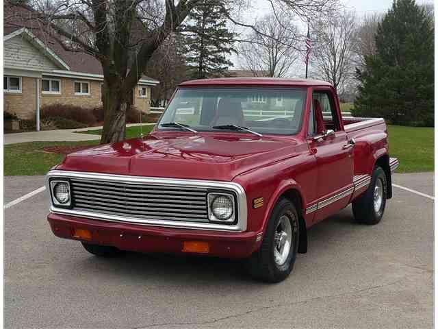 1972 Chevrolet C/K 10 | 975210