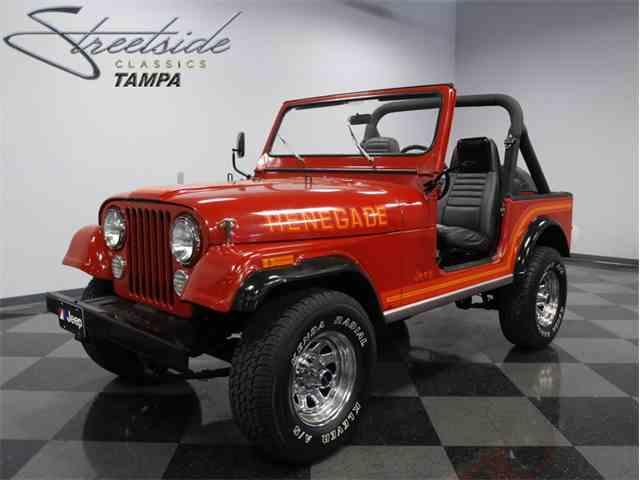 1986 Jeep CJ7 | 975214