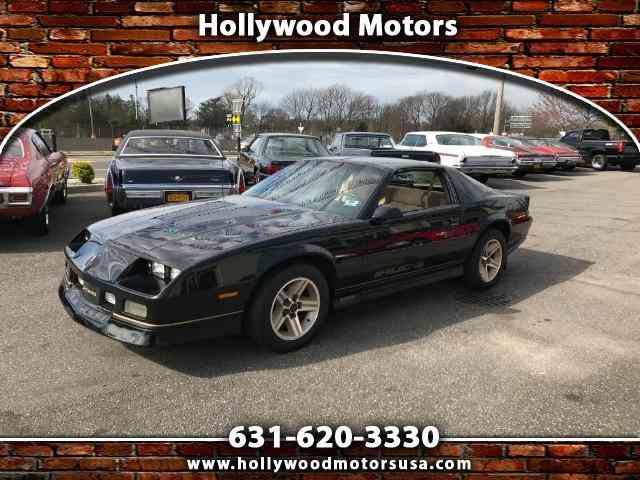 1986 Chevrolet Camaro | 975218