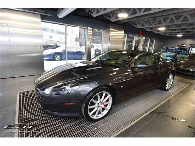 2009 Aston Martin DB9 | 970522