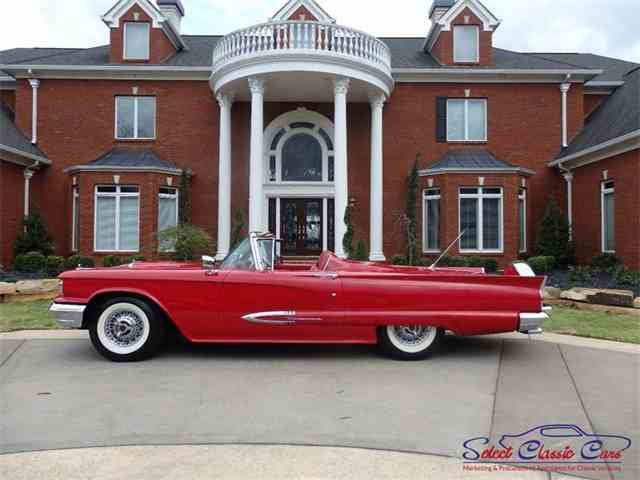 1959 Ford Thunderbird | 975220