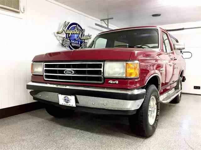 1991 Ford Bronco | 975221