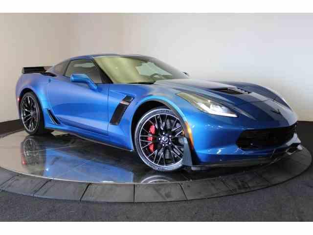 2016 Chevrolet Corvette | 975224