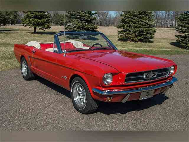 1965 Ford Mustang | 975231