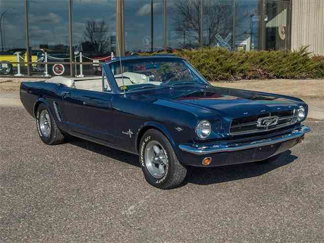 1965 Ford Mustang | 975232