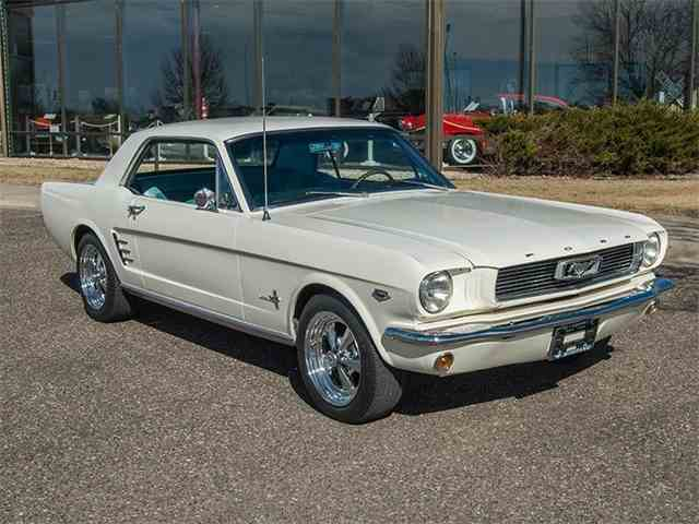 1966 Ford Mustang | 975233