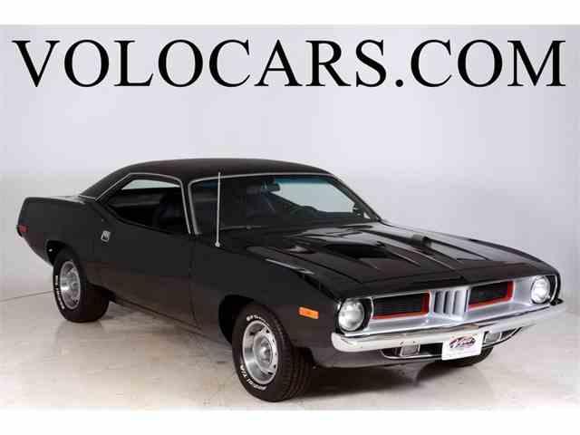 1973 Plymouth Barracuda | 975237