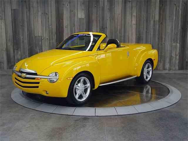 2004 Chevrolet SSR | 975239