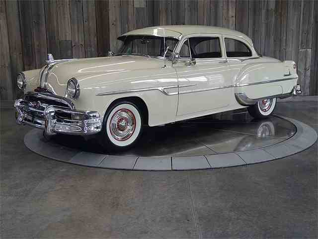 1953 PONTIAC CHIEFTAIN 2 DOOR COUPE | 975241