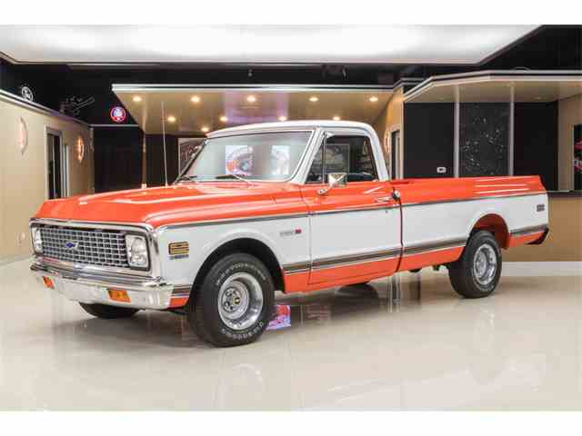 1972 Chevrolet C/K 10 | 975242