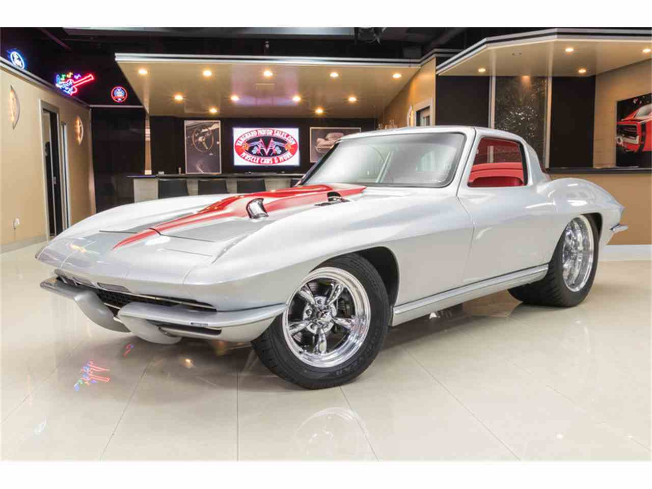 1967 chevrolet corvette twin turbo pro street for sale cc 975243. Black Bedroom Furniture Sets. Home Design Ideas