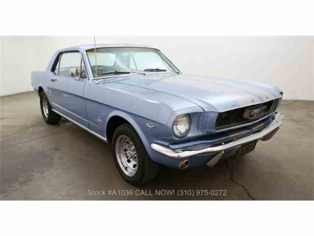 1966 Ford Mustang | 975247