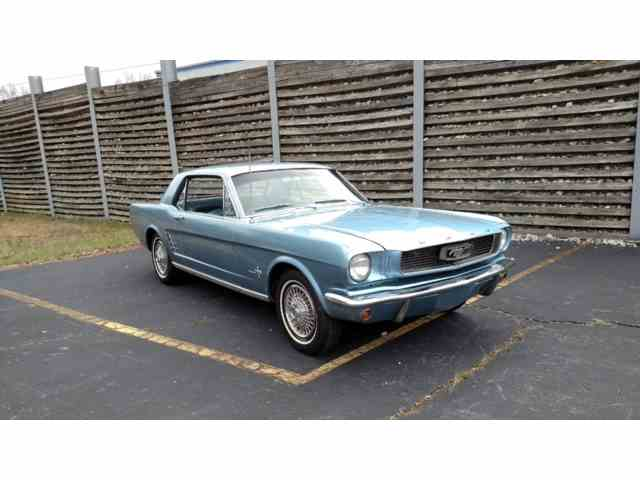 1966 Ford Mustang | 970525