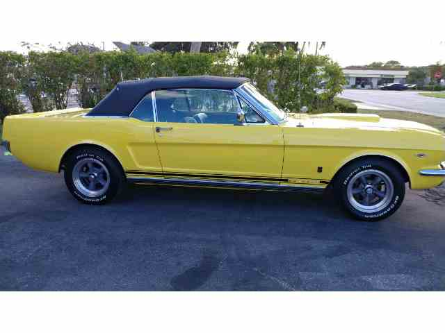 1966 Ford Mustang | 975251